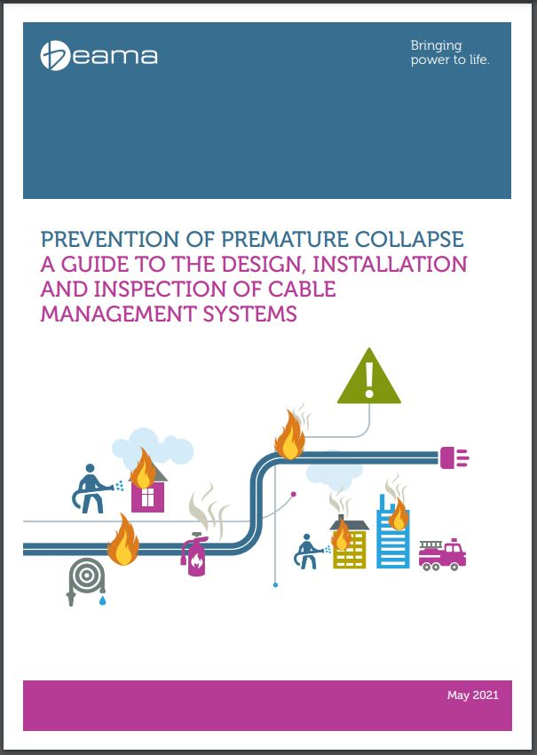 BEAMA Document 18th Edition Wiring - Guide to Premature Collapse in Cable Systems