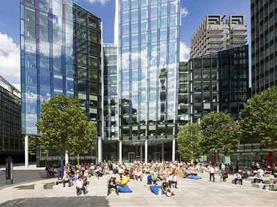 Facebook Offices - 338 Euston Road