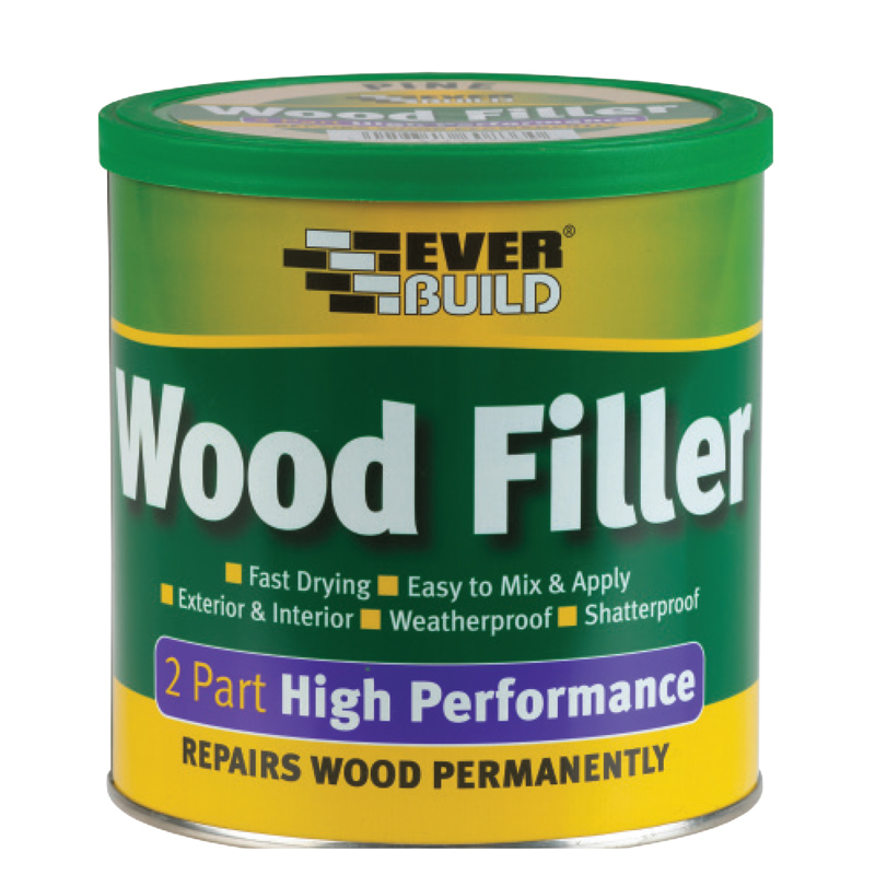 Light Stainable Wood Filler 2 Part 500g