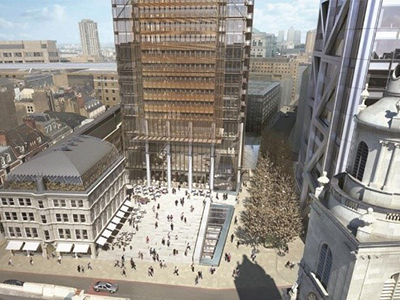 150 Bishopsgate, London