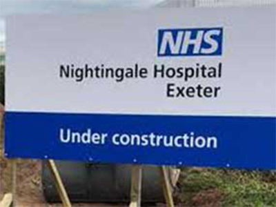 NHS Nightingale Exeter
