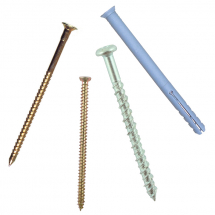 Multi-Fix Masonry Screws