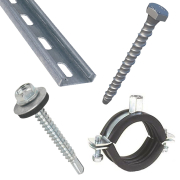 Nylon Bolts, Nuts & Washers