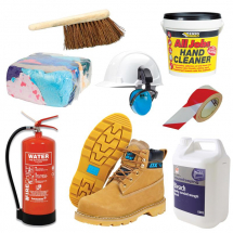 Brushes, Mops and Brooms