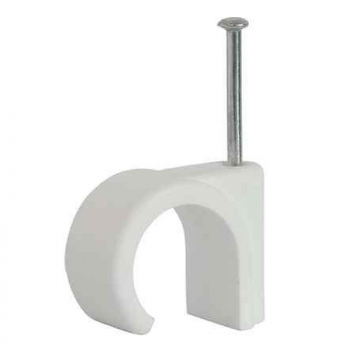 Masonry Nail-in Pipe Clips
