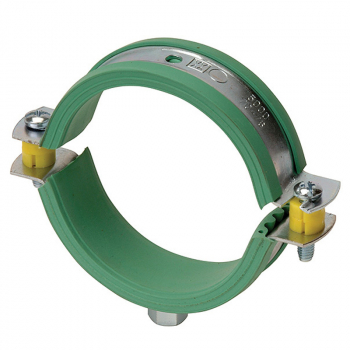 Insulated Pipe Clamp for Plastic Pipes