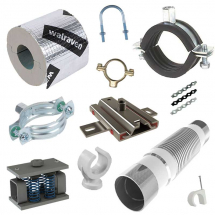 Round Ducting & Fittings