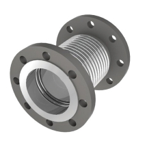 Flanged Axial Expansion Bellows