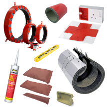Tray, Duct & Trunking Fire Protection
