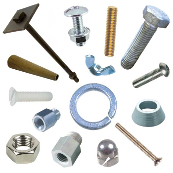Security Shear Nut Stainless Steel