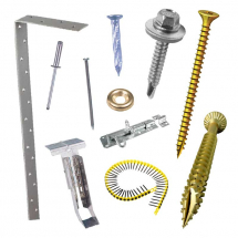 Self-Drilling Tek Screws
