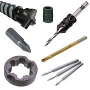 Countersink, Cone & Step Drills