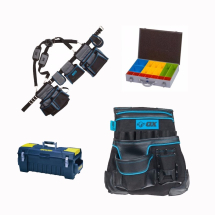 OX Pro Super Tool Bag Open Mouth 450x310x260