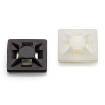 Stainless Steel Cable Tie Mounts 6mm Hole