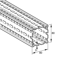 siFRAMO 80 Beam Section Lengths